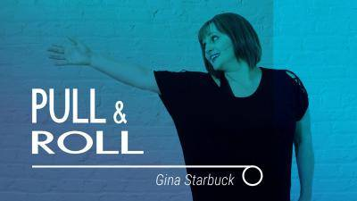 """Gina Starbuck """"Pull & Roll"""" - Contemporary Online Dance Class/Choreography Tutorial"""