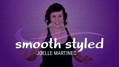 """Joelle Martinec """"Smooth Styled"""" - Jazz Online Dance Class/Choreography Tutorial"""