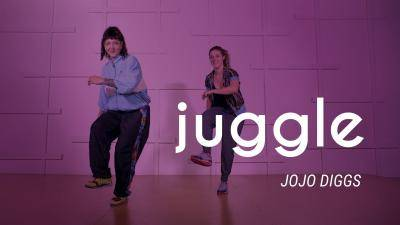 "Jojo Diggs ""Juggle"" - House Online Dance Class Exercise"