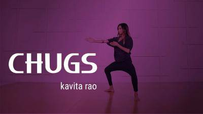"Kavita Rao ""Chugs"" - Bollywood Online Dance Class Exercise"