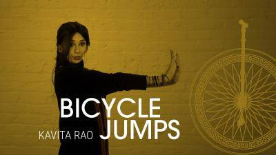 """Kavita Rao """"Bicycle Jumps"""" - Bollywood Online Dance Class Exercise"""