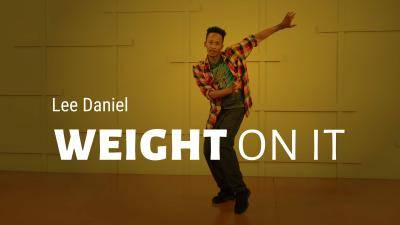 "Lee Daniel ""Weight On It"" - Jazz Funk Online Dance Exercise"