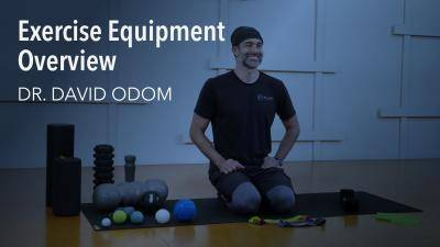 """Dr David Odom """"Exercise Equipment Overview"""" - Health & Fitness Dance Tutorial"""