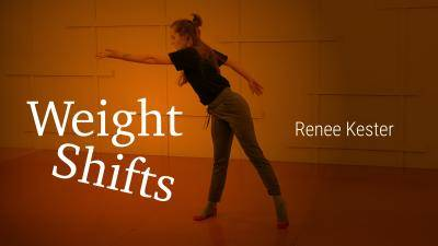 """Renee Kester """"Weight Shifts"""" - Contemporary Online Dance Class Exercise"""