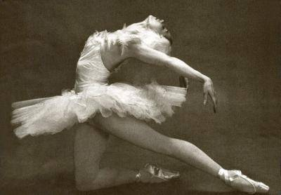 Natalia Makarova in Swan Lake