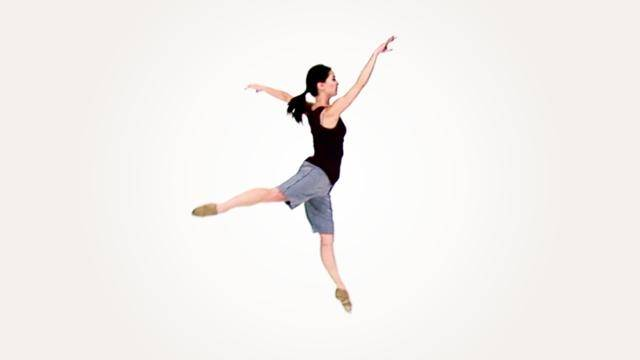 """Anh Dillon """"Intro to Cabrioles"""" - Lyrical Online Dance Class/Choreography Tutorial"""
