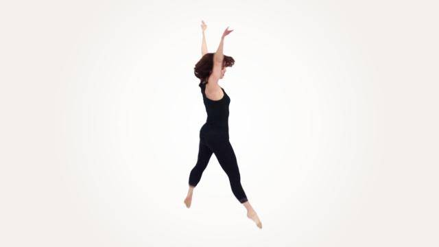 """Anh Dillon """"Twists & Alignment Turns"""" - Jazz Online Dance Class/Choreography Tutorial"""