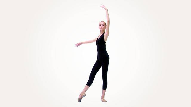 """Laura Fremont """"Positions & Directions"""" - Ballet Online Dance Class/Choreography"""