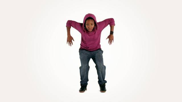 """Dionna PridGeon """"Placement with & Counts"""" - Hip-Hop Online Dance Class/Choreography Tutorial"""