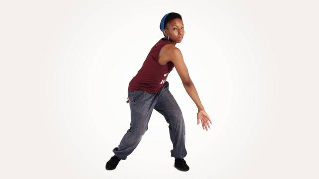 """Dionna PridGeon """"Changes in Dynamic"""" - Hip-Hop Online Dance Class/Choreography Tutorial"""
