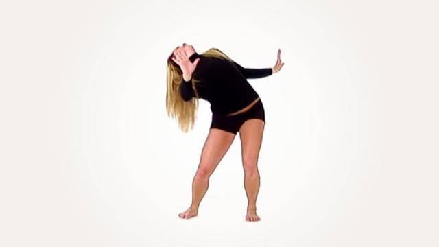 """Gina Starbuck """"Getting Grounded"""" - Contemporary Online Dance Class/Choreography Tutorial"""