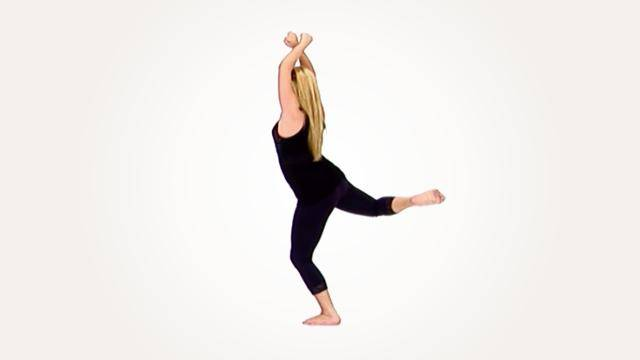 """Gina Starbuck """"Supporting Leg Work"""" - Contemporary Online Dance Class/Choreography Tutorial"""