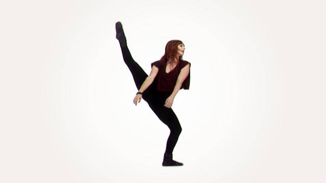 """Gina Starbuck """"Control and Dynamics"""" - Contemporary Online Dance Class/Choreography Tutorial"""