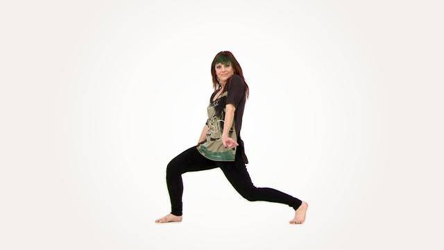 """Gina Starbuck """"Long, Strong & Funky"""" - Jazz Funk Online Dance Class/Choreography Tutorial"""