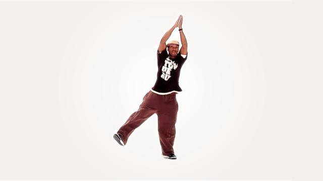 """Gus Bembery """"Simple Groove"""" - Hip-Hop Online Dance Class/Choreography Tutorial"""