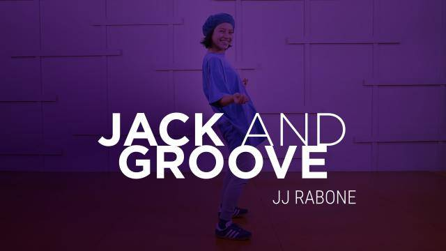 "JJ Rabone ""Jack and Groove"" - House Online Dance Class Tutorial"