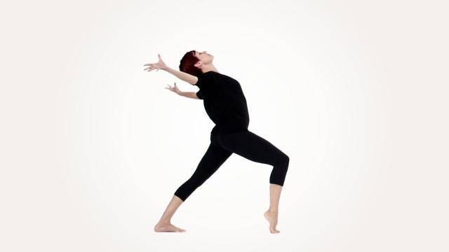 """Joelle Martinec """"Moving Through Space"""" - Lyrical Online Dance Class/Choreography Tutorial"""