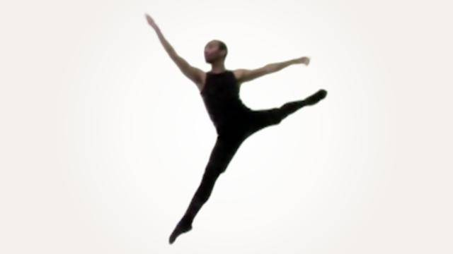 """Kelby Brown """"Sissone Ouverte"""" - Ballet Online Dance Class/Choreography Tutorial"""
