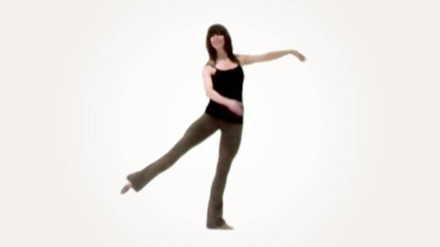 """Laura Fremont """"Unders/Overs"""" - Ballet Online Dance Class/Choreography Tutorial"""