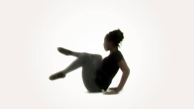 """Mecca Vazie Andrews """"Contraction Expansion Work"""" - Contemporary Online Dance Class/Choreography Tutorial"""