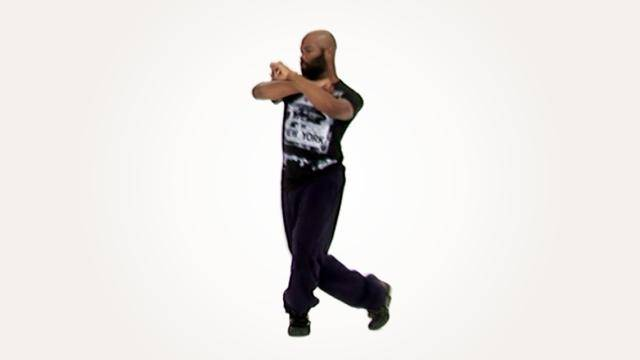 """Tovaris Wilson """"Touch Touch Roll"""" - Jazz Funk Online Dance Class/Choreography Tutorial"""