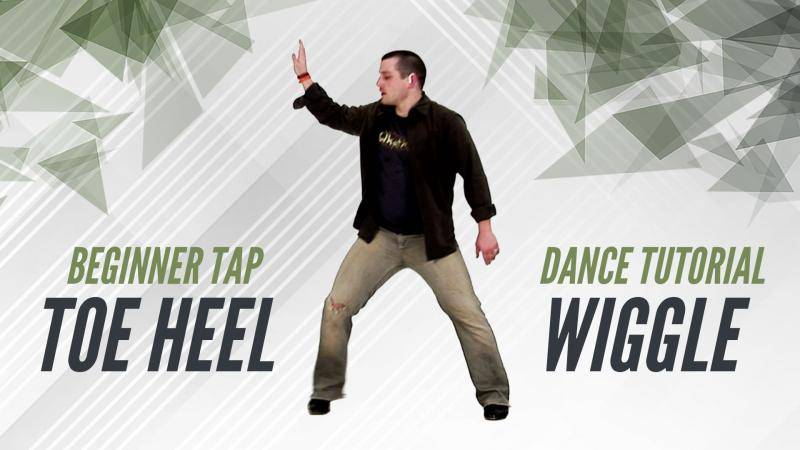 Toe Heel Wiggle Slide with Arms
