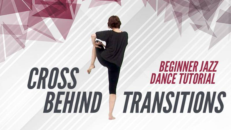 Cross Behind Transitions