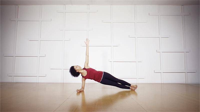 Core Strength/Plank Variations