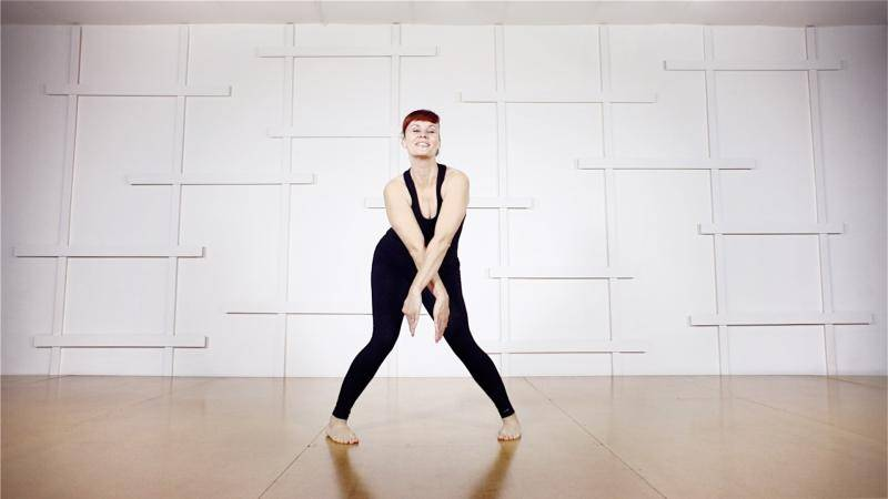 Quirky Footwork