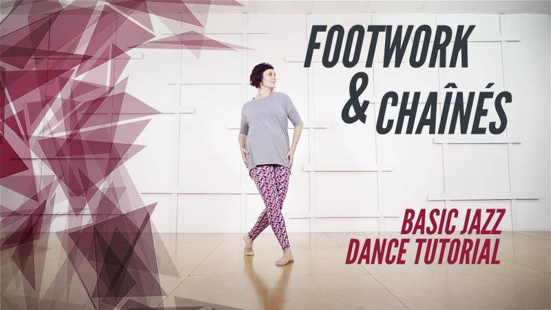 Footwork and Chaînés