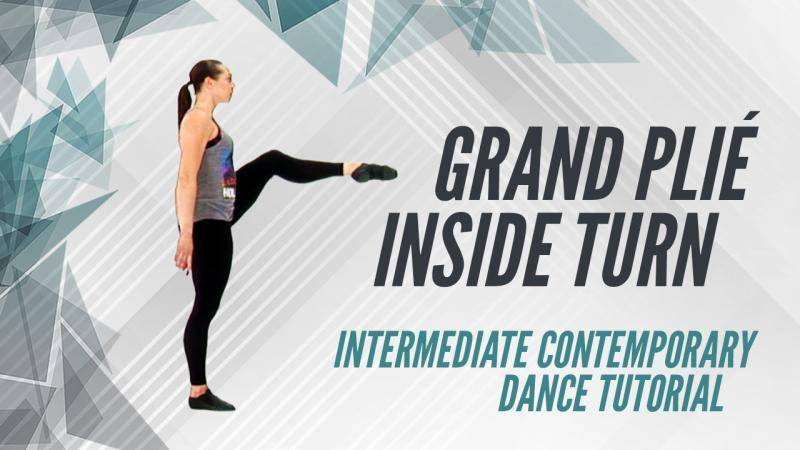 Grand Plié Inside Turn