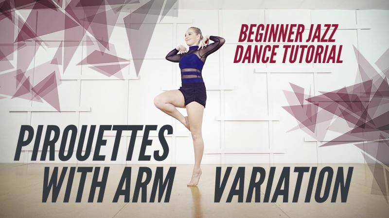 Pirouettes with Arm Variation