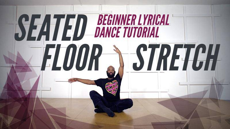 Seated Floor Stretch